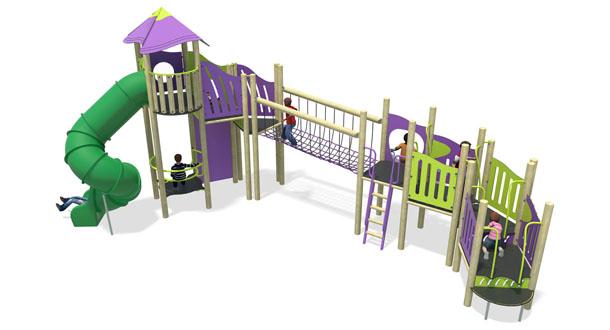 high volume 8-plastic slide-purple & lime.jpg