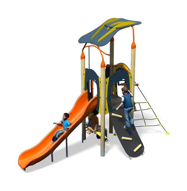 Shimmy Plus-Blue Yellow-Inc Roofs-Inc Kids-Plastic Slide.jpg