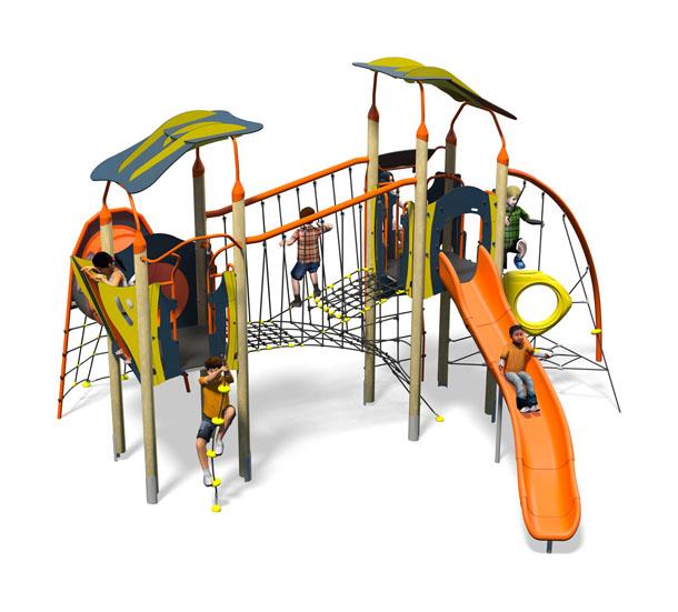 Tango Plus-Blue Yellow-Inc Roofs-Inc Kids-Plastic Slide.jpg