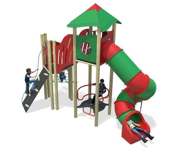 high volume 1-plastic slide-red & green.jpg
