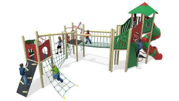 high volume 5-plastic slide-red & green.jpg
