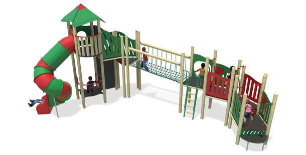 high volume 8-plastic slide-red & green.jpg