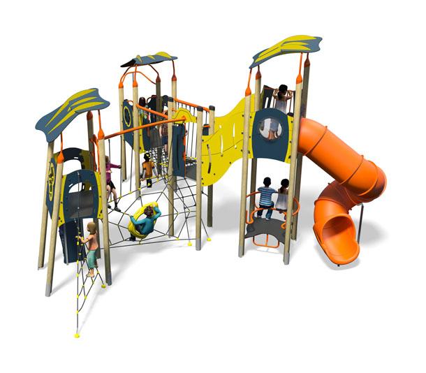 Swift Plus-Blue Yellow-Inc Roofs-Inc Kids-Plastic Slide.jpg